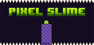 Приключения пиксельного слизня